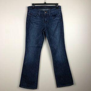 JOE'S JEANS Dark Wash Flare Jeans
